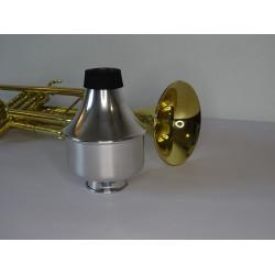 Dusítko pro trumpetu Wow-Wow, hliníkové