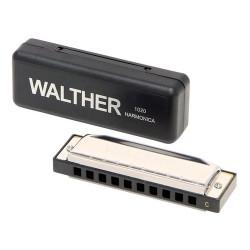 Foukací harmonika Walther Richter ladění C