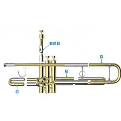 Olej JM 3 pro písty, ventily s větší vůlí