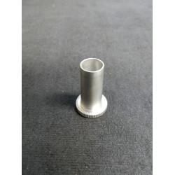 Nátrubkový adaptér pro pozouny, úzká- široká stopka, dural