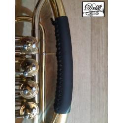 Kožený chránič na baskřídlovku tenor část C