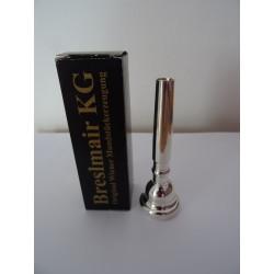 bazarový nátrubek breslmair wien 7DW, stříbřený