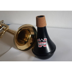 Dusítko DW5506 DENIS WICK  pro trumpetu cvičební