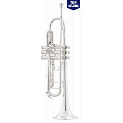 King Bb-trumpeta 2055T Silver Flair