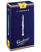 Plátky B-klarinet